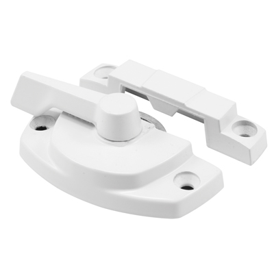 Picture of TH 23083 - Entrygard II Cam Lock, 2-1/16 inch Hold Centers, Diecast Zinc, White