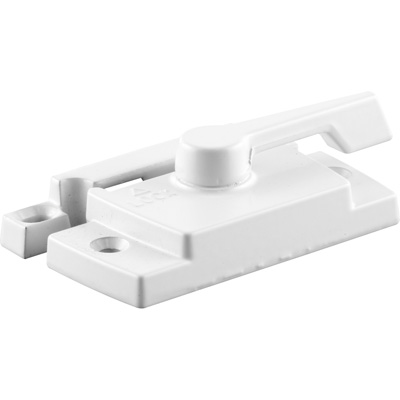 Picture of TH 23085 - Trimline Cam Lock, 2-1/16 inches Hole Centers, Diecast, with lugs, White, Pack of 1