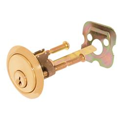 Picture of U 10527 - Rim Cylinder Lock, Kwikset Keyway , Keyed Alike