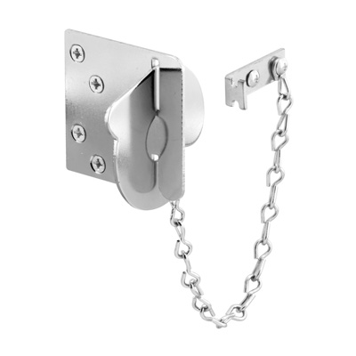 Picture of U 10819 - Chrome Texas Security Bolt
