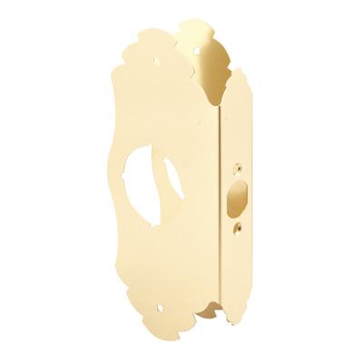 Picture of U 10824 - 9 in. Brass Colonial Door Guard
