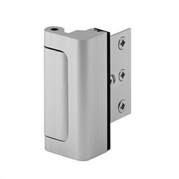 U 10827 Satin Nickel Door Blocker Entry Door Stop