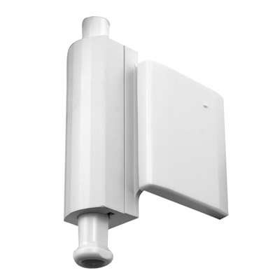 Picture of U 10829 - White Side Mount Patio Door Lock