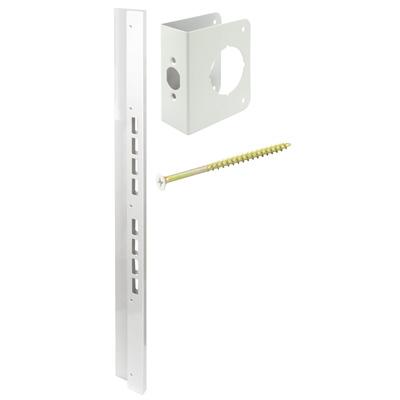 Picture of U 10893 - Mega-Jamb Reinforcing Kit for 2-3/8 in. Backset, For 1-3/4 in. Doors