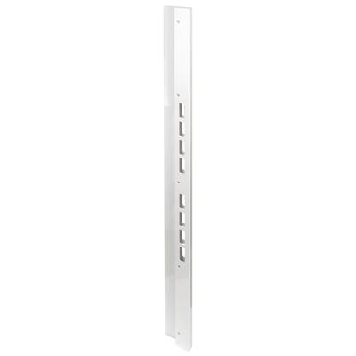 Picture of U 10902 - Mega-Jamb Reinforcing Kit, For 1-3/8 in. Doors, Steel, White