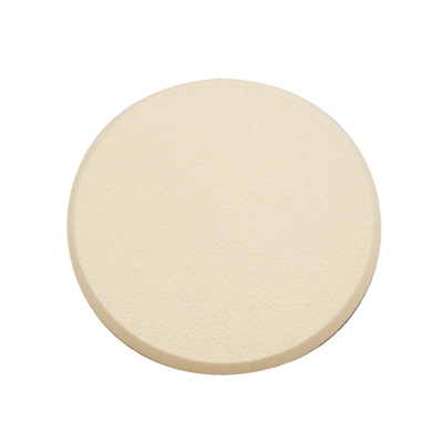 Picture of SCU 9185 - Wall Protector, Rigid Ivory Vinyl, 3-1/4 inch Round, Self-Adhesive, Pack of 12