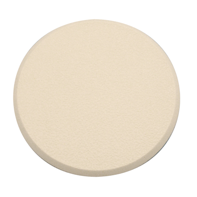 Picture of SCU 9186 - Wall Protector, Rigid Ivory Vinyl, 5 inch Round, Self-Adhesive, Pack of 12