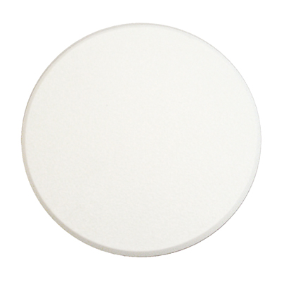 Picture of SCU 9244 - Wall Protector, White Vinyl, Rigid 5 inch Round, Self-Adhesive, Pack of 12