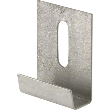 U 9254 Mirror Hanger Clip Stainless Steel Quot J Quot Style