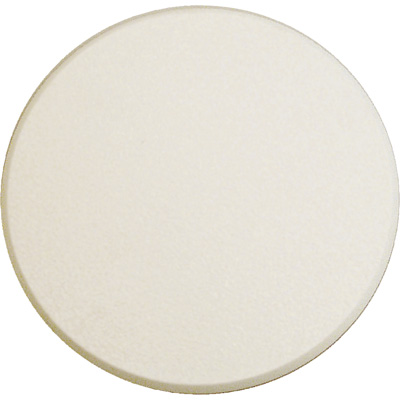 Picture of U 9264 - Wall Protector, Rigid Ivory Vinyl, 7 inch Round, Self-Adhesive
