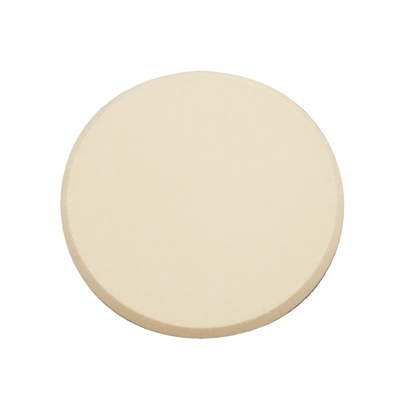 """Picture of SCU 9267 - WALL PROTECTOR, 3-1/4"""" ROUND, SMOOTH IVORY VINYL"""