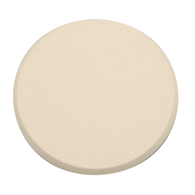 Picture of U 9268 - Wall Protector, Rigid Ivory Vinyl, 5 inch Round, Self-Adhesive