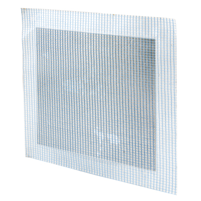 Picture of U 9286 - Drywall Repair Patch, 12 inch Square Metal Plate, Adhesive-Backed Mesh