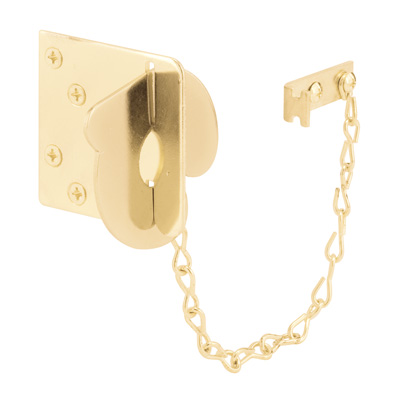 Picture of U 9494 - Brass Plated Texas Security Bolt
