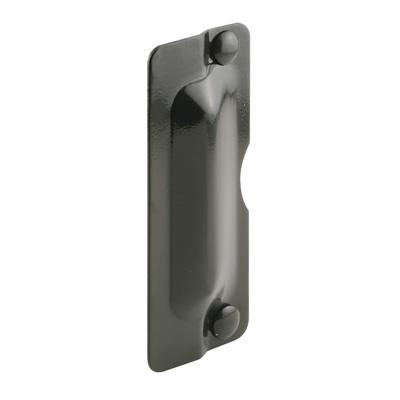 """Picture of U 9501 - Latch Shield (3""""x7"""" Bronze)"""