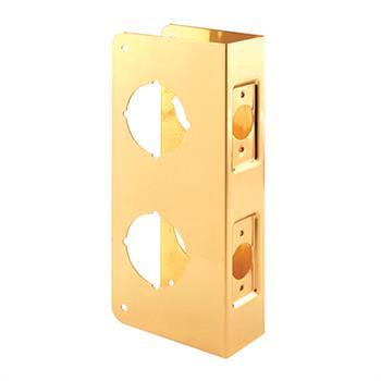 U 9546 Combo Lock Amp Door Reinforcer 1 3 4 Quot Solid Brass
