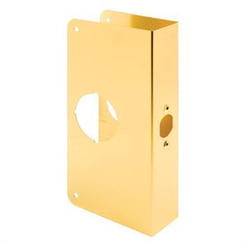 U 9550 Solid Brass Lock And Door Reinforcer