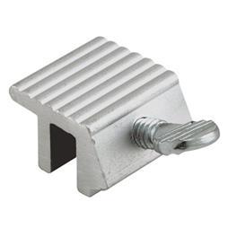Picture of U 9800 - (2) Aluminum Sliding Window Lock with Thumbscrew