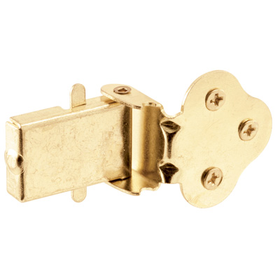 Picture of U 9926 - Brass Plated Double Hung Window Flip Latch