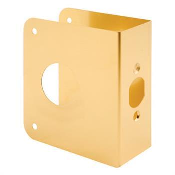 U 9978 Lock Amp Door Reinforcer Brass 1 1 2 Quot Bore