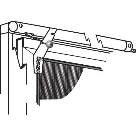 Residential Sliding Screen Door Hardware Door